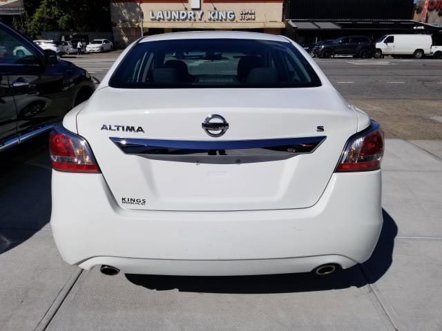 2015 Nissan Altima 2.5 S 1