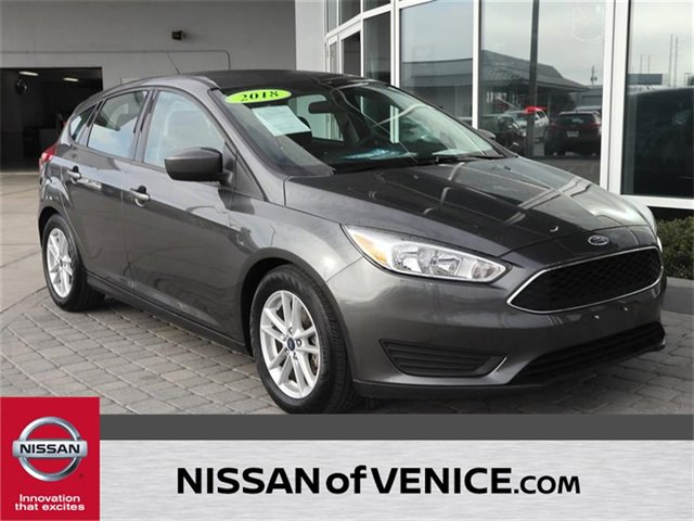 Used 2018 Ford Focus in Venice, FL