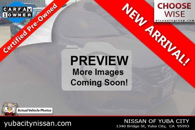 2018 Nissan Altima 2.5 SR 2.5 SR Sedan Regular Unleaded I-4 2.5 L/152 [0]