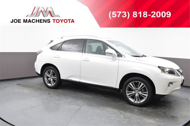 Used 2015 Lexus RX 450h in Columbia, MO