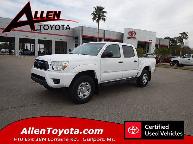 Used 2015 Toyota Tacoma in Gulfport, MS