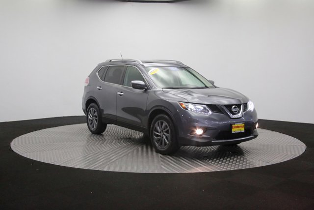 2016 Nissan Rogue for sale 121371 45