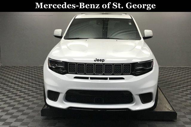 Used 2018 Jeep Grand Cherokee Trackhawk