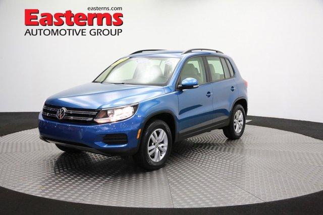 2017 Volkswagen Tiguan for sale 121578 0