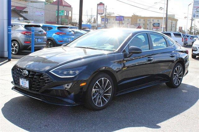 New 2020 Hyundai Sonata in Seattle, WA