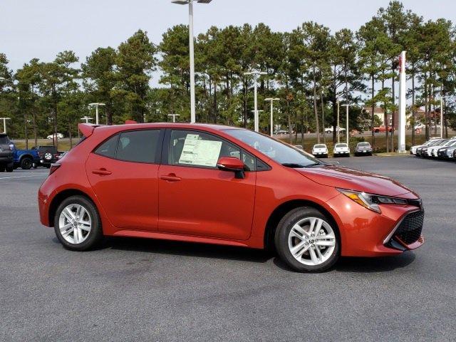 New 2020 Toyota Corolla Hatchback in Daphne, AL