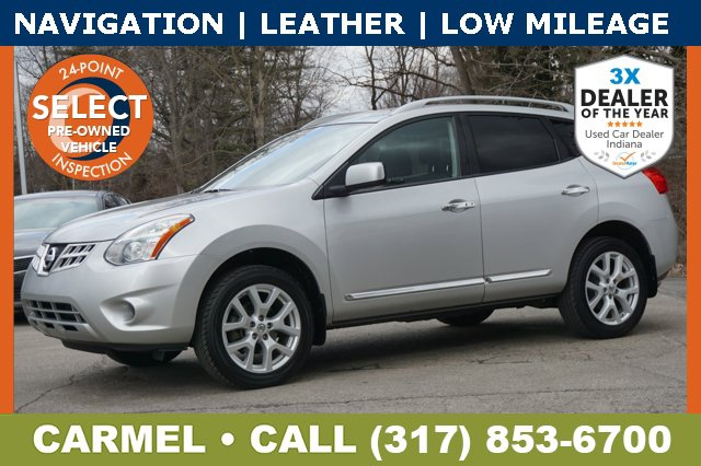 Used 2011 Nissan Rogue in Indianapolis, IN