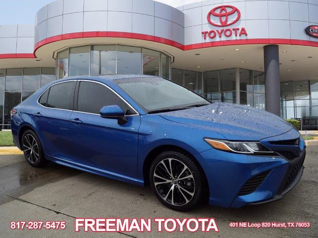 Used 2018 Toyota Camry in Hurst, TX