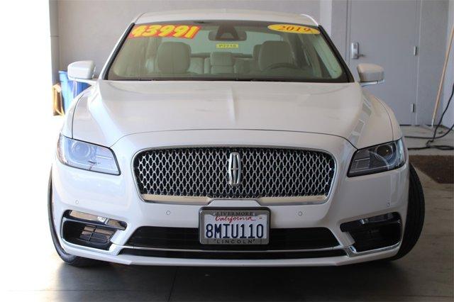 2019 Lincoln Continental Standard