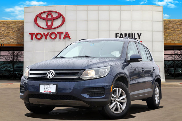 Used 2015 Volkswagen Tiguan in Arlington, TX