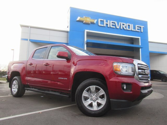 Used 2018 GMC Canyon in Kansas City, MO