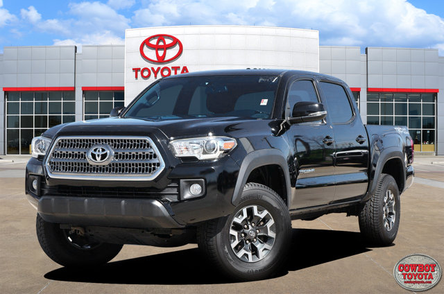 Used 2017 Toyota Tacoma in Dallas, TX