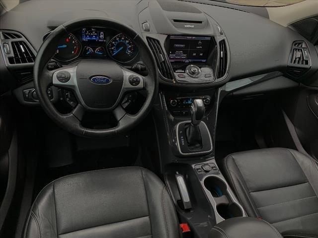 2014 Ford Escape Titanium 9