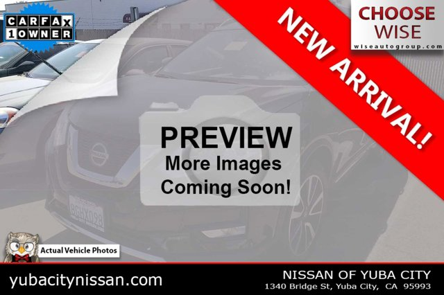 2018 Nissan Rogue SL FWD SL Regular Unleaded I-4 2.5 L/152 [1]