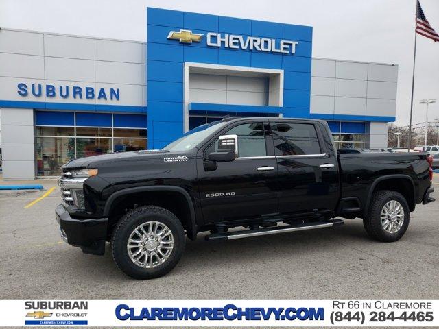 New 2020 Chevrolet Silverado2500HD in Claremore, OK