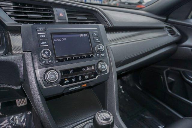 Used 2018 Honda Civic Hatchback Sport Manual