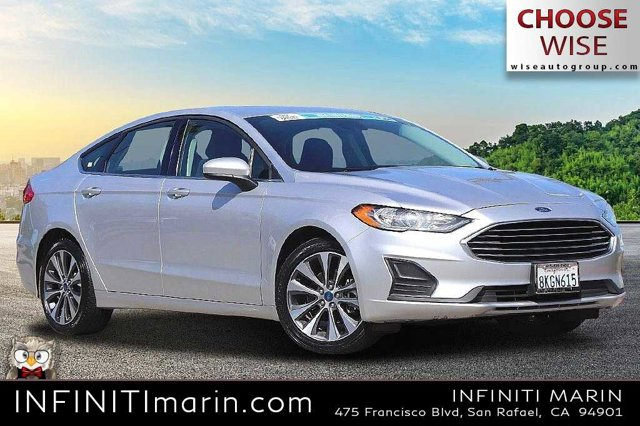 2019 FORD FUSION SE SE AWD Intercooled Turbo Premium Unleaded I-4 2.0 L/122 [10]