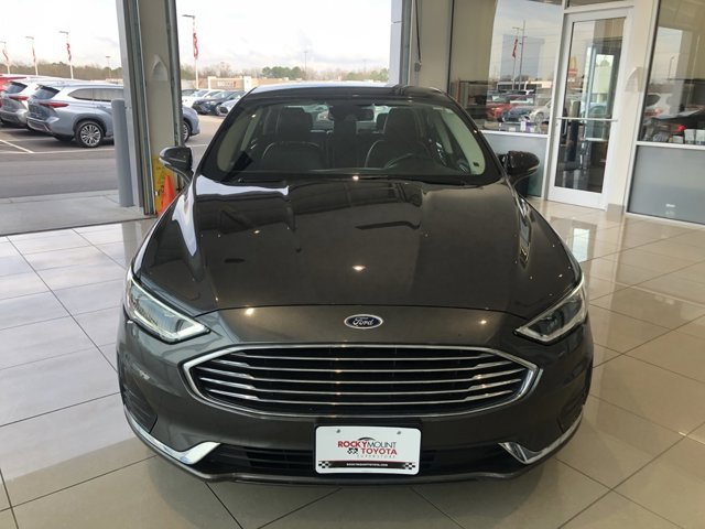 Used 2019 Ford Fusion in Henderson, NC