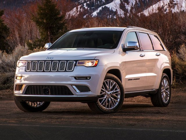 2019 Jeep Grand Cherokee Limited Limited 4x4 Regular Unleaded V-6 3.6 L/220 [6]
