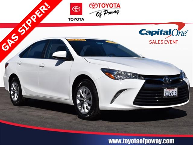 Used 2017 Toyota Camry in Poway, CA