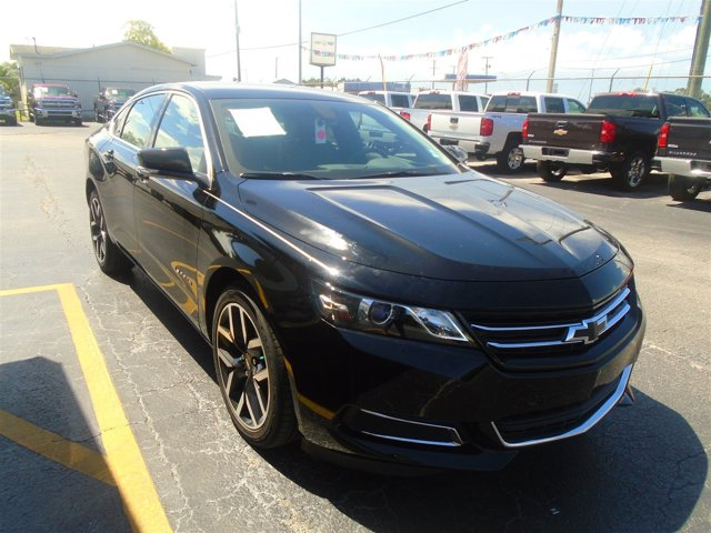 New 2017 Chevrolet Impala in Belle Glade, FL