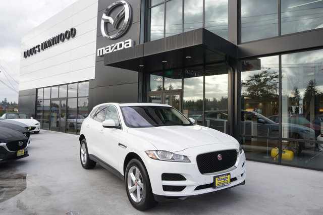Used 2020 Jaguar F-PACE in Edmonds Lynnwood Seattle Kirkland Everett, WA