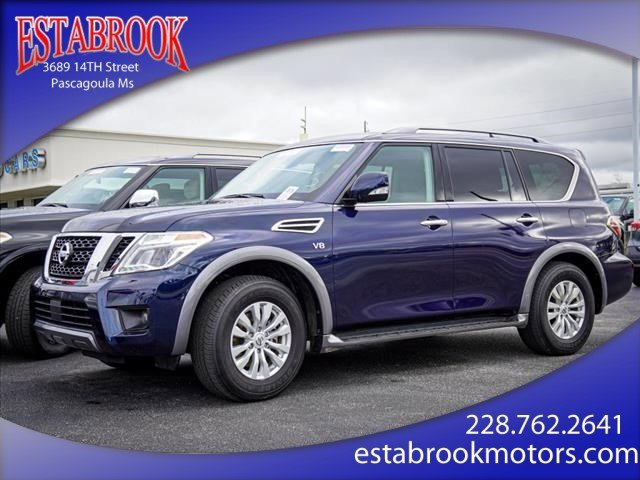 Used 2019 Nissan Armada in Pascagoula, MS
