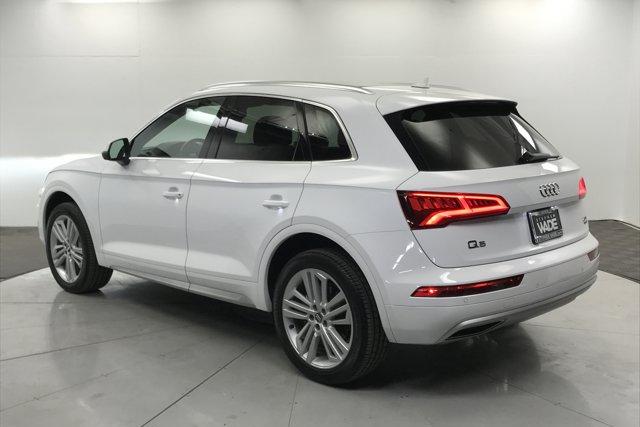 Used 2018 Audi Q5 Tech Premium Plus