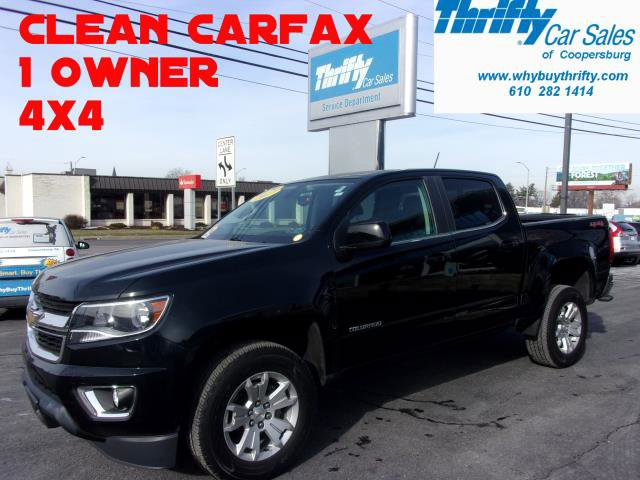 Used 2017 Chevrolet Colorado in Coopersburg, PA