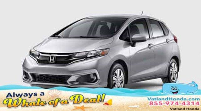 New 2019 Honda Fit in Vero Beach, FL