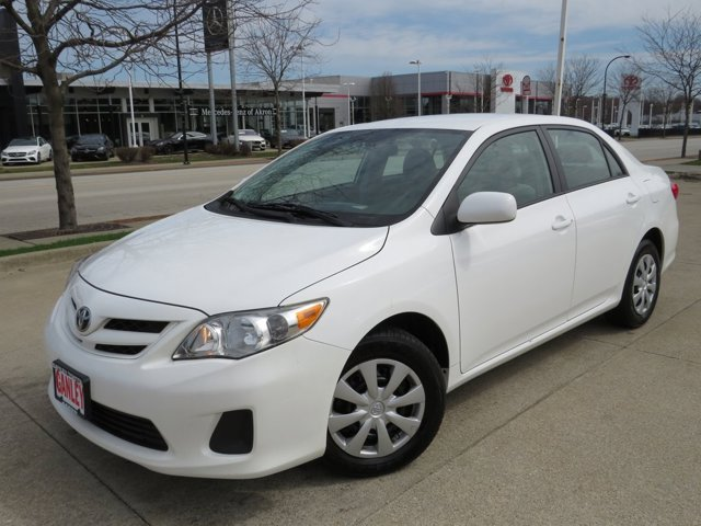 Used 2011 Toyota Corolla in Akron, OH