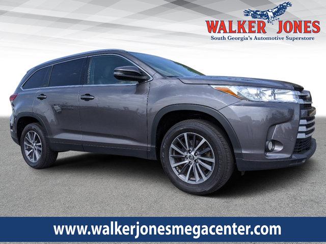 Used 2019 Toyota Highlander in Waycross, GA