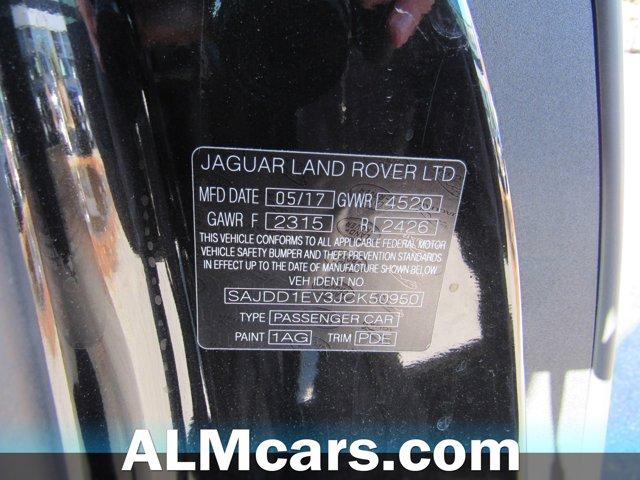Pre-Owned 2018 Jaguar F-TYPE 340HP