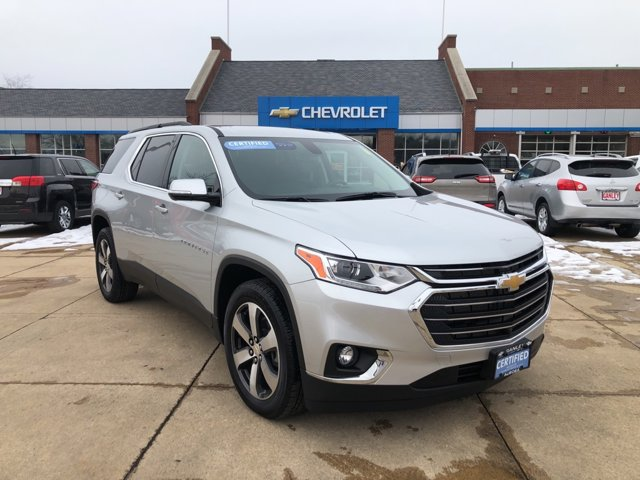 Used 2020 Chevrolet Traverse in Cleveland, OH