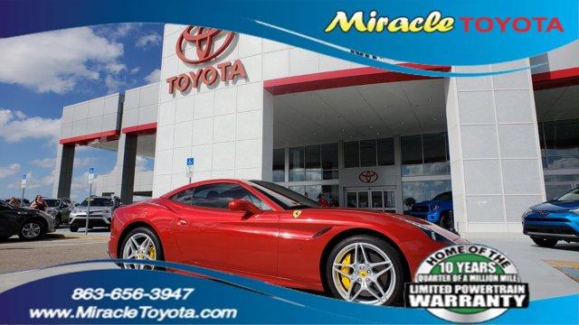Used 2016 Ferrari California in Haines City, FL