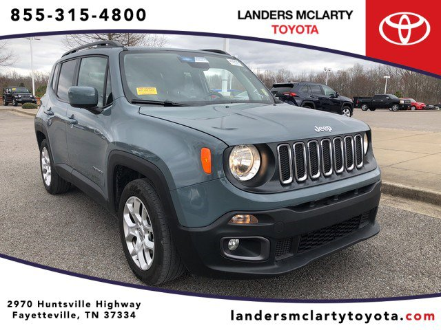 Used 2018 Jeep Renegade in Fayetteville, TN