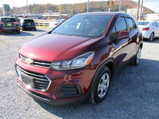 Used 2017 Chevrolet Trax in Fort Payne, AL