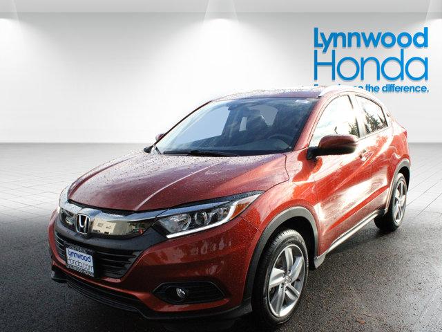 New 2020 Honda HR-V in Edmonds, WA