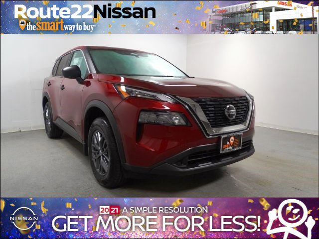 2021 Nissan Rogue S AWD S Regular Unleaded I-4 2.5 L/152 [12]