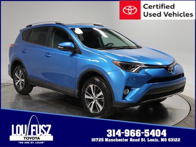 Used 2016 Toyota RAV4 in St. Louis, MO