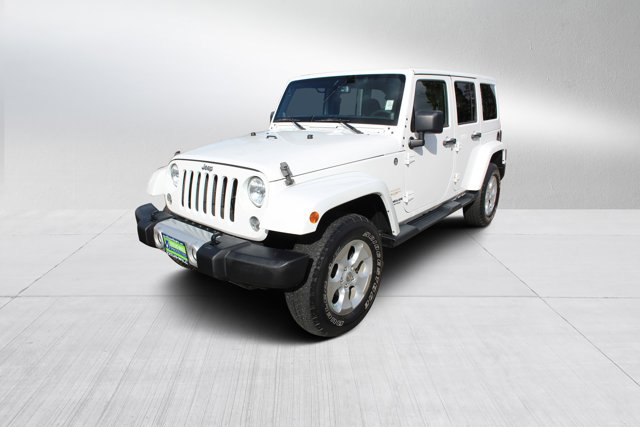 Used 2014 Jeep Wrangler Unlimited in Tacoma, WA