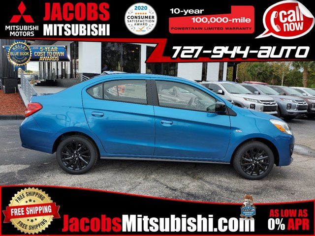 New 2020 Mitsubishi Mirage G4 in New Port Richey, FL