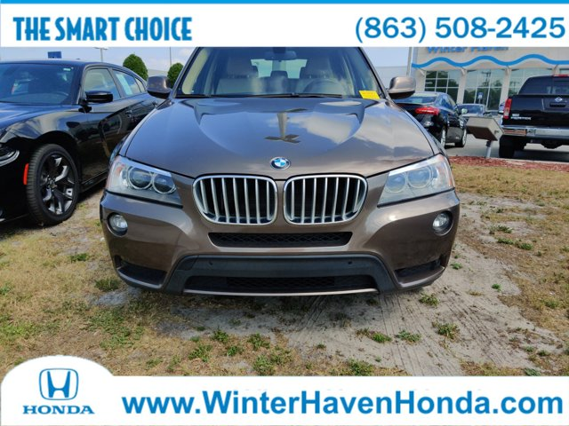 Used 2013 BMW X3 in Winter Haven, FL