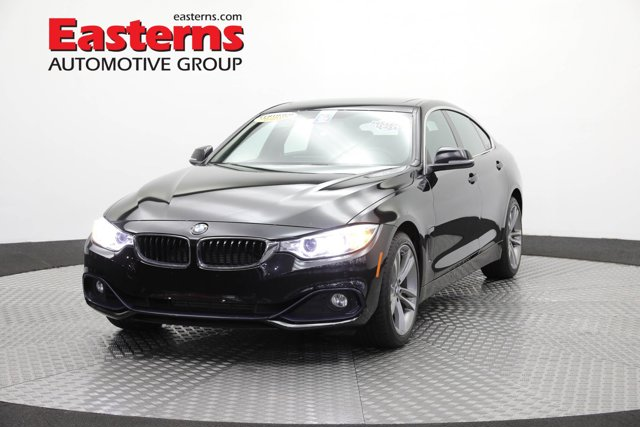 2016 BMW 4 Series 428i xDrive Gran Coupe Hatchback