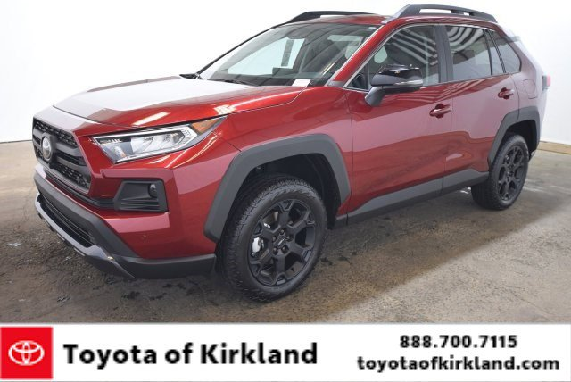New 2020 Toyota RAV4 in Kirkland, WA
