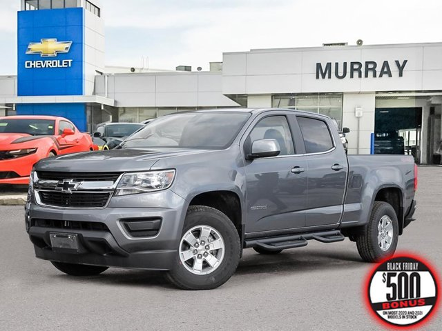 2021 Chevrolet Colorado 4WD Work Truck 4WD Crew Cab 128″ Work Truck Gas V6 3.6L/ [3]