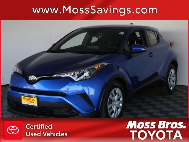 2019 Toyota C-HR  Regular Unleaded I-4 2.0 L/121 [7]