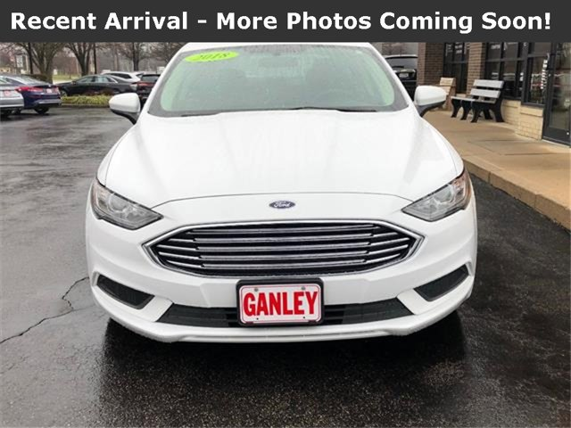 Used 2018 Ford Fusion in Cleveland, OH