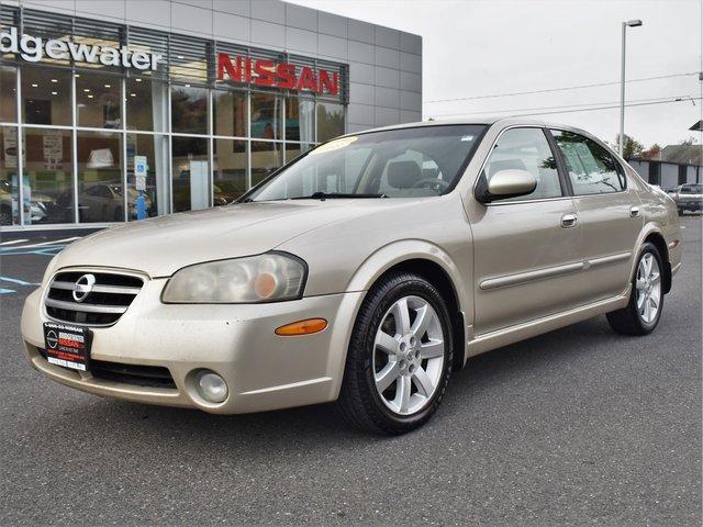2003 Nissan Maxima GLE 4dr Sdn GLE Auto Gas V6 3.5L/214 [0]