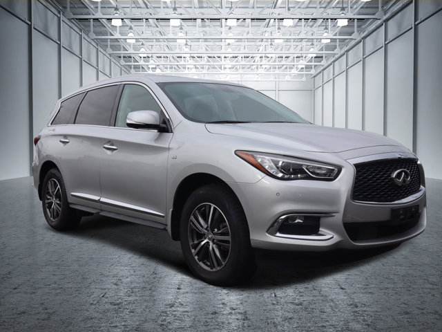 2017 INFINITI QX60 AWD Premium Unleaded V-6 3.5 L/213 [0]